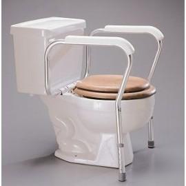 Appui de toilettes