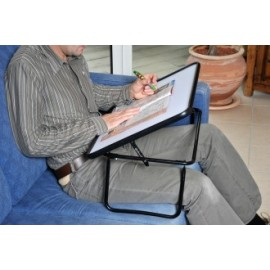 Tablette inclinable, Table de lecture pour le lit