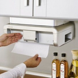 Dérouleur électrique de papier essuie tout essui main