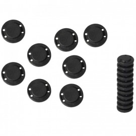 Bouton magnétique bouton aimanté
