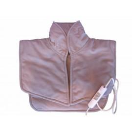 Coussin cervical chauffant