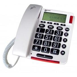 Téléphone parlant amplifié CL320 Geemarc