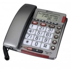 PowerTel 49 plus téléphone Amplicom grosses touches
