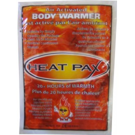 Chaufferette jetable Heat Pax Body warmer