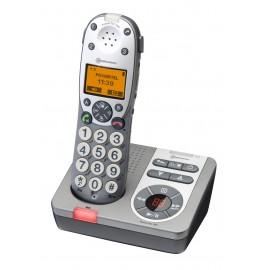 Téléphone grosses touches malentendant amplicom Powertel 780