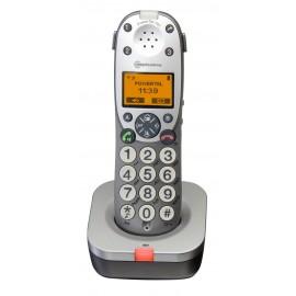 Combiné Supplémentaire Téléphone Amplifié Amplicom PowerTel 701 Malentendant