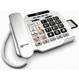 Téléphone amplifié à grosses touches Geemarc PhotoPhone100