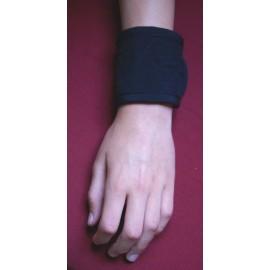 Paire de serre-poignets rafraîchissants Noir