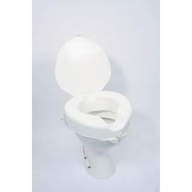 Rehausseur de Toilette Adulte 10 cm Couvercle Kinetec 091176130