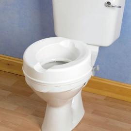 Réhausseur WC Prima 10 cm Hygiénique Blanc Kinetec AA2153