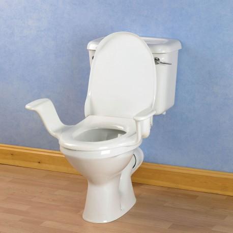 Siège de Toilette avec Accoudoirs Nobi Kinetec 091184126
