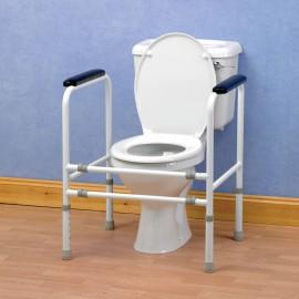 Cadre de toilettes Surround - acier