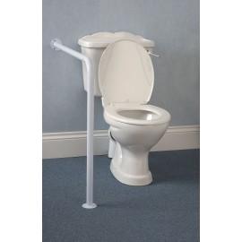 Barre Appui WC du Sol au Mur, Ringwood Kinetec AA6018