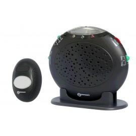 Amplificateur Sonnerie Téléphone et Sonnette, Amplicall20 GEEMARC