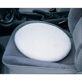 Coussin Rotatif Rembourré pour siège auto, Pivote dans les 2 sens, Excellente qualité