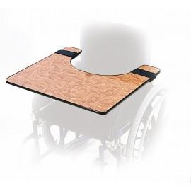 Table pour Fauteuil Roulant Classic, Double face