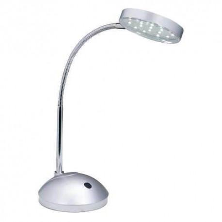 Lampe Flexible sur Pied LUPINUS, de Lecture, Eclairage LED, de Bureau