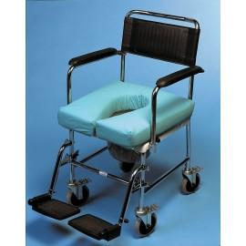 Coussin pour Chaise Percée, Assise rembourrée de Toilettes, WC