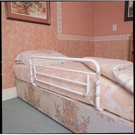 Barrière Lit Adulte, Rambarde AA3452, Evite de tomber du lit la nuit