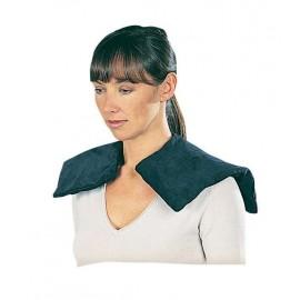 Coussin chauffant cervical Magic, Tour de cou chauffant 45,5 x 10 cm