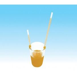 Pailles anti reflux, avec Valve à sens unique, Longueur : 25,5 et 18 cm