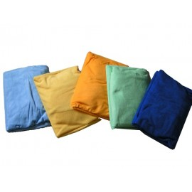 Housse de protection éponge pour table de massage - Gris