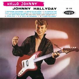 Johnny Hallyday, Hello Johnny, années 60, variété française