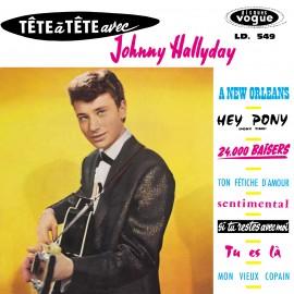 Johnny Hallyday, Tête à tête avec Johnny, variété française