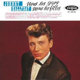 Johnny Hallyday, Nous les gars, Nous les filles, années 60, variété française