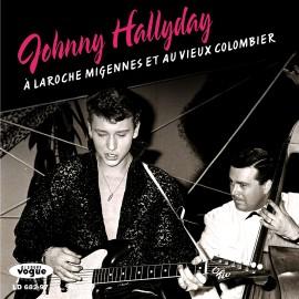 Johnny Hallyday, A Laroche Migennes et au Vieux Colombier, années Yéyé, musiques des années 60