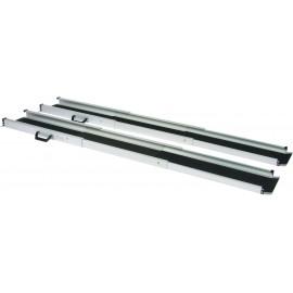 Rampe télescopique en aluminium, antidérapante 150 cm, MOBILEX
