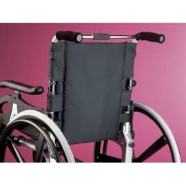 Tendeur de dossier de fauteuil roulant pliable