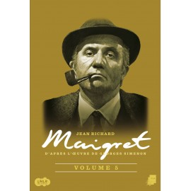 Maigret Double DVD - N°5