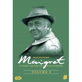 Maigret, Jean Richard, commissaire, enquêtes, Gérard Depardieu, François Cadet, Jean-François Devaux