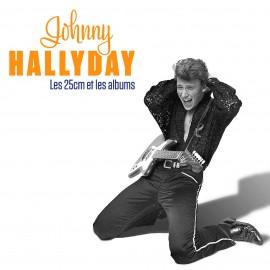 Johnny Hallyday, Les Années Vogue, variété française, 10 CD
