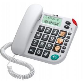 Téléphone Grosses Touches pour personnes agées