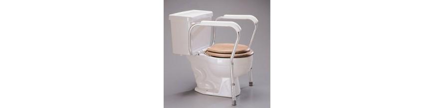 Barre appui WC