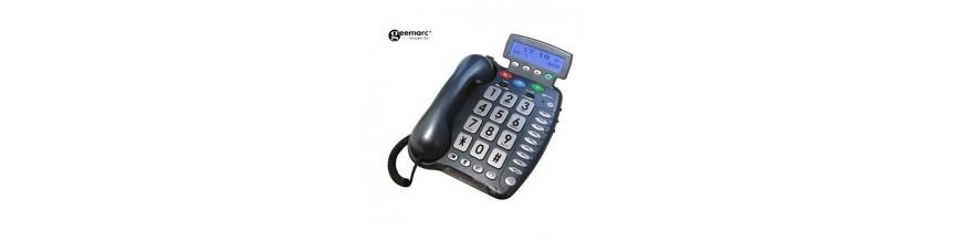 Téléphone malvoyant