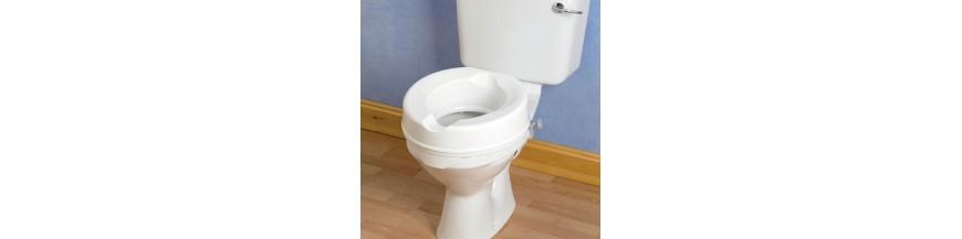 Rehausseurs de WC sans accoudoirs