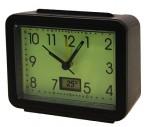Réveil thermomètre