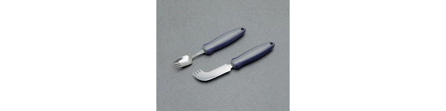 Couteaux Fourchettes (Une seule main)