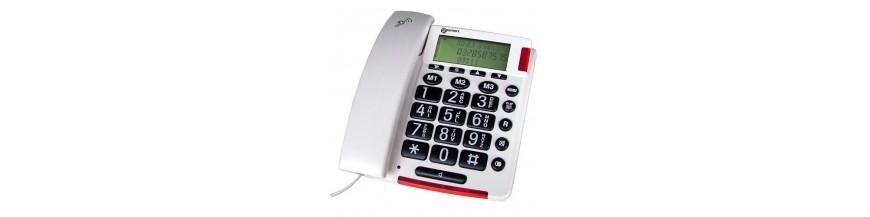 Téléphone filaire (tout)