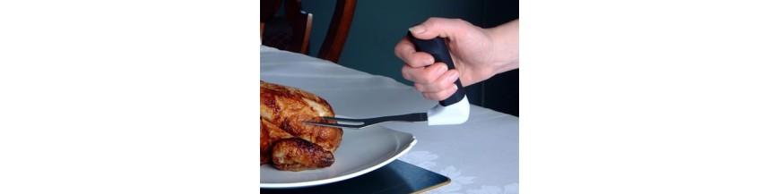 Ustensiles de cuisine ergonomiques