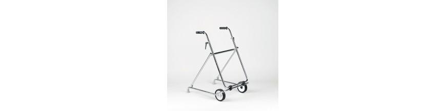 Déambulateur 2 roues