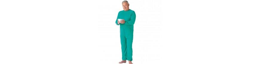 Pyjama grenouillere adulte