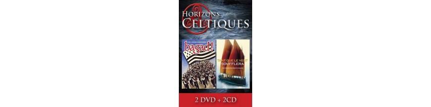 DVD Horizons celtiques